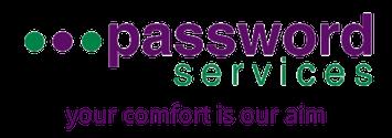 password services new logo