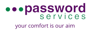 password services new logo